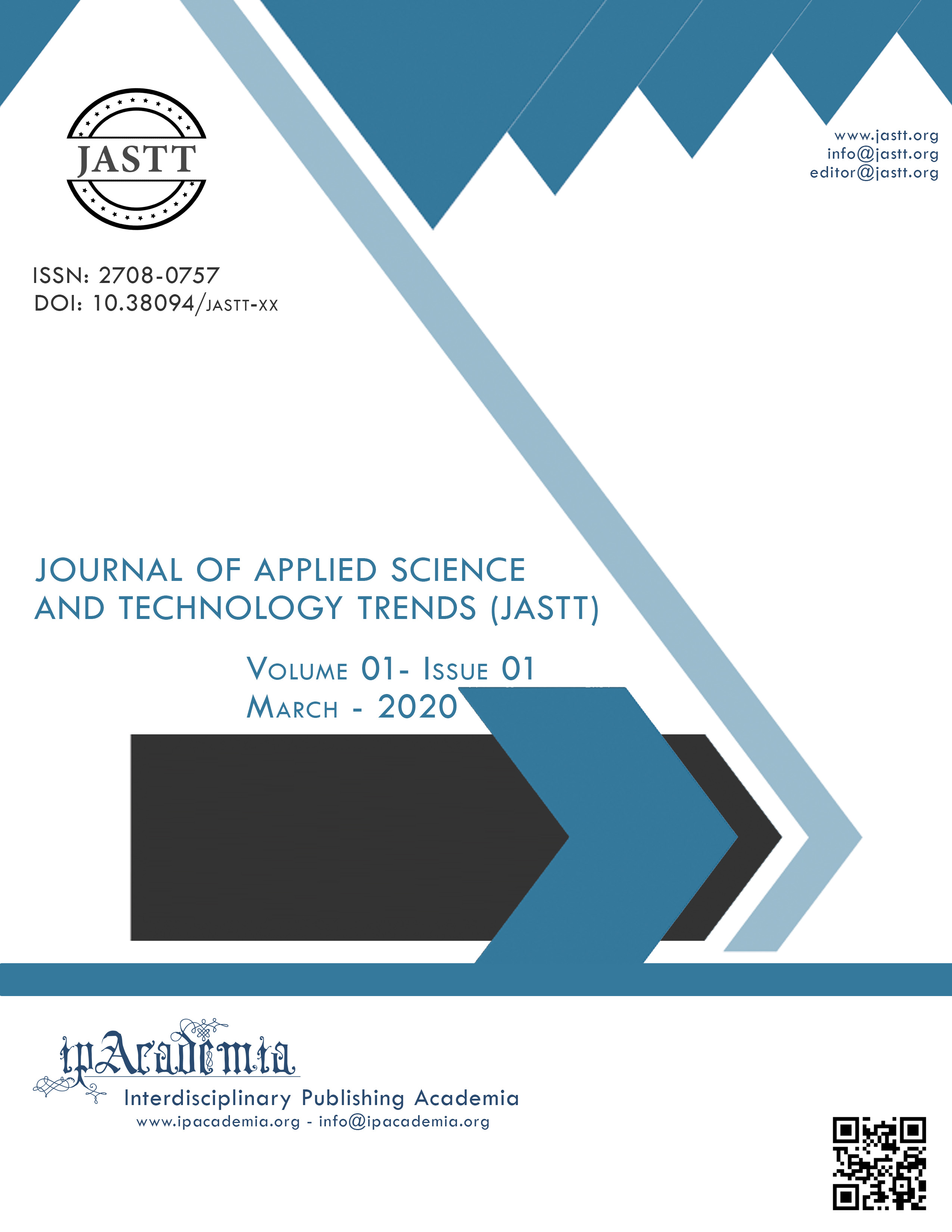 Journal of Applied Science and Technology Trends